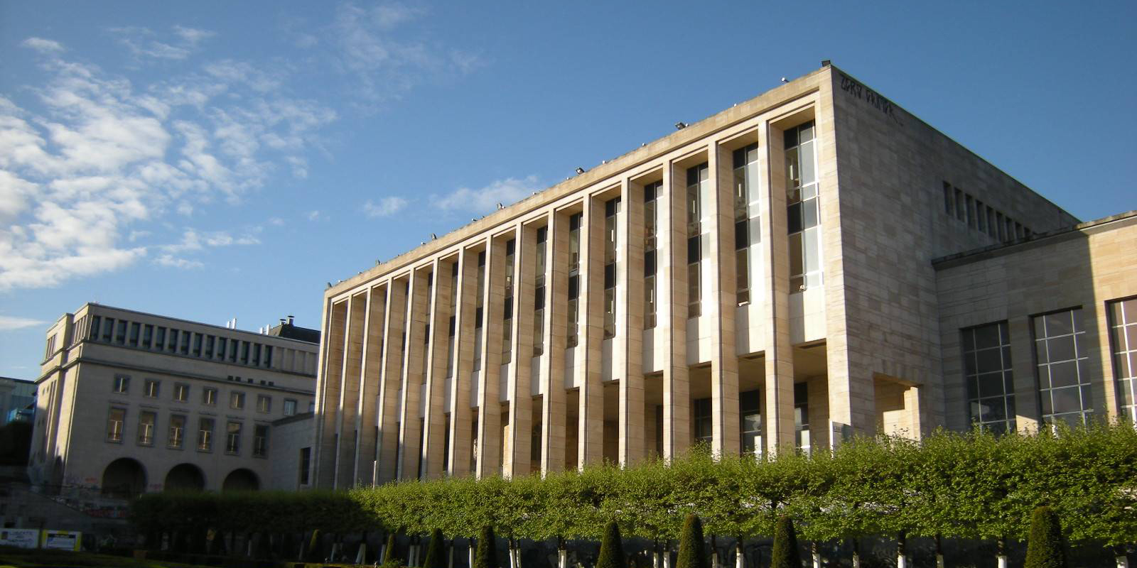 Bilbliothèque royale de Belgique
